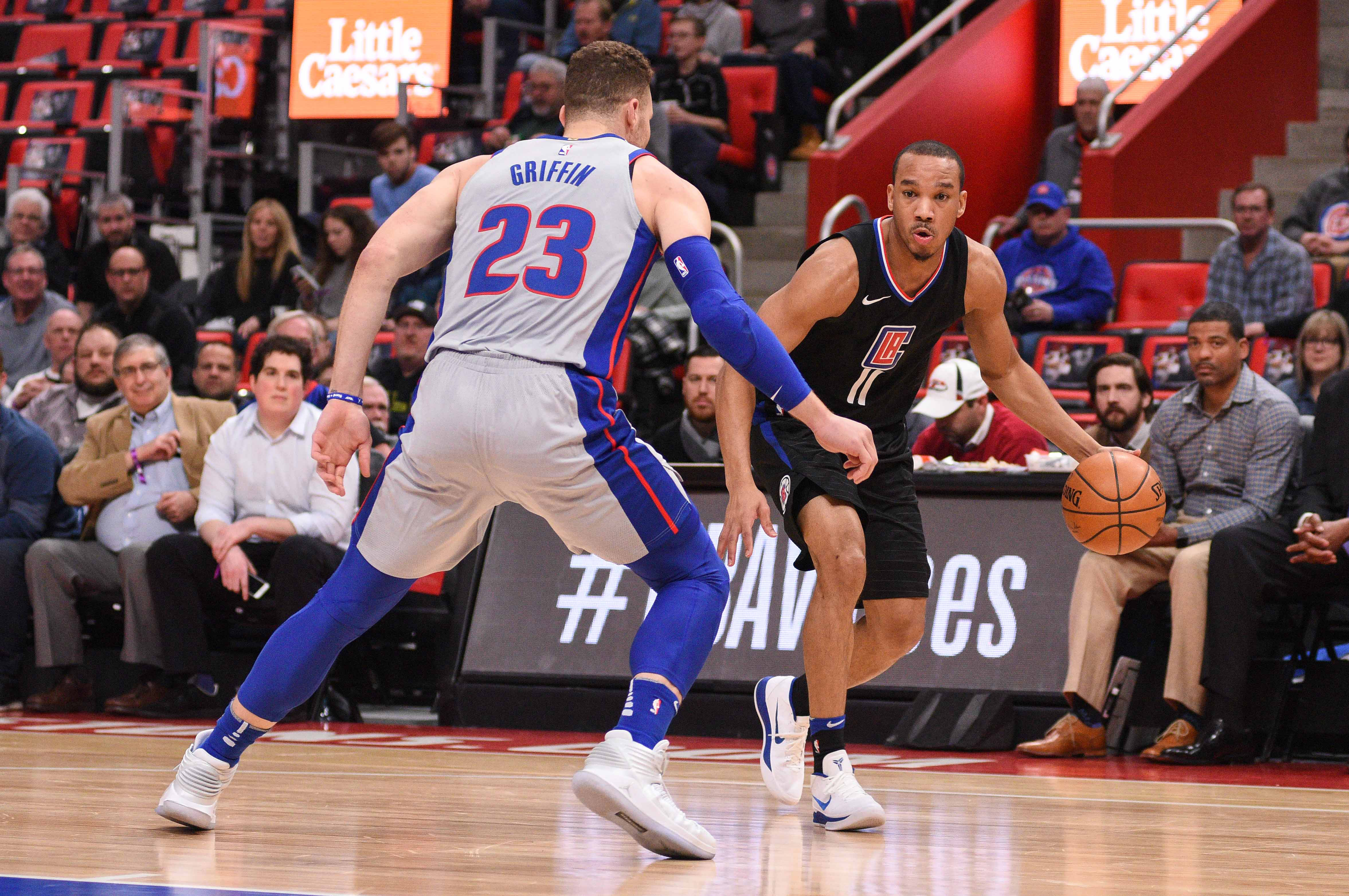 Avery Bradley, Los Angeles Clippers