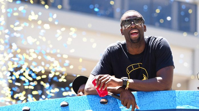 16 x 9 NBA: Golden State Warriors-Championship Parade