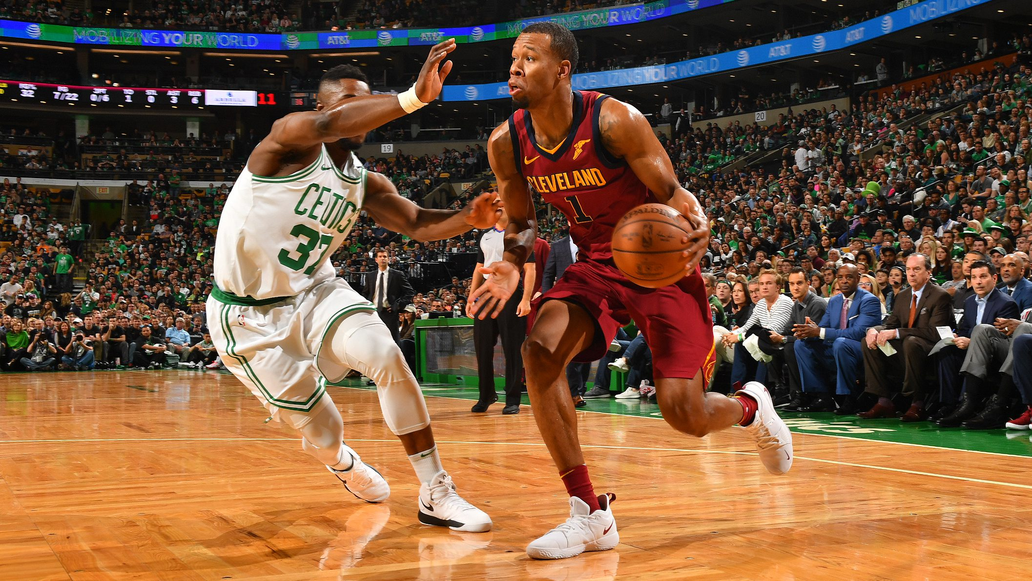 Rodney Hood: 'This is my first time having DNPs in life'