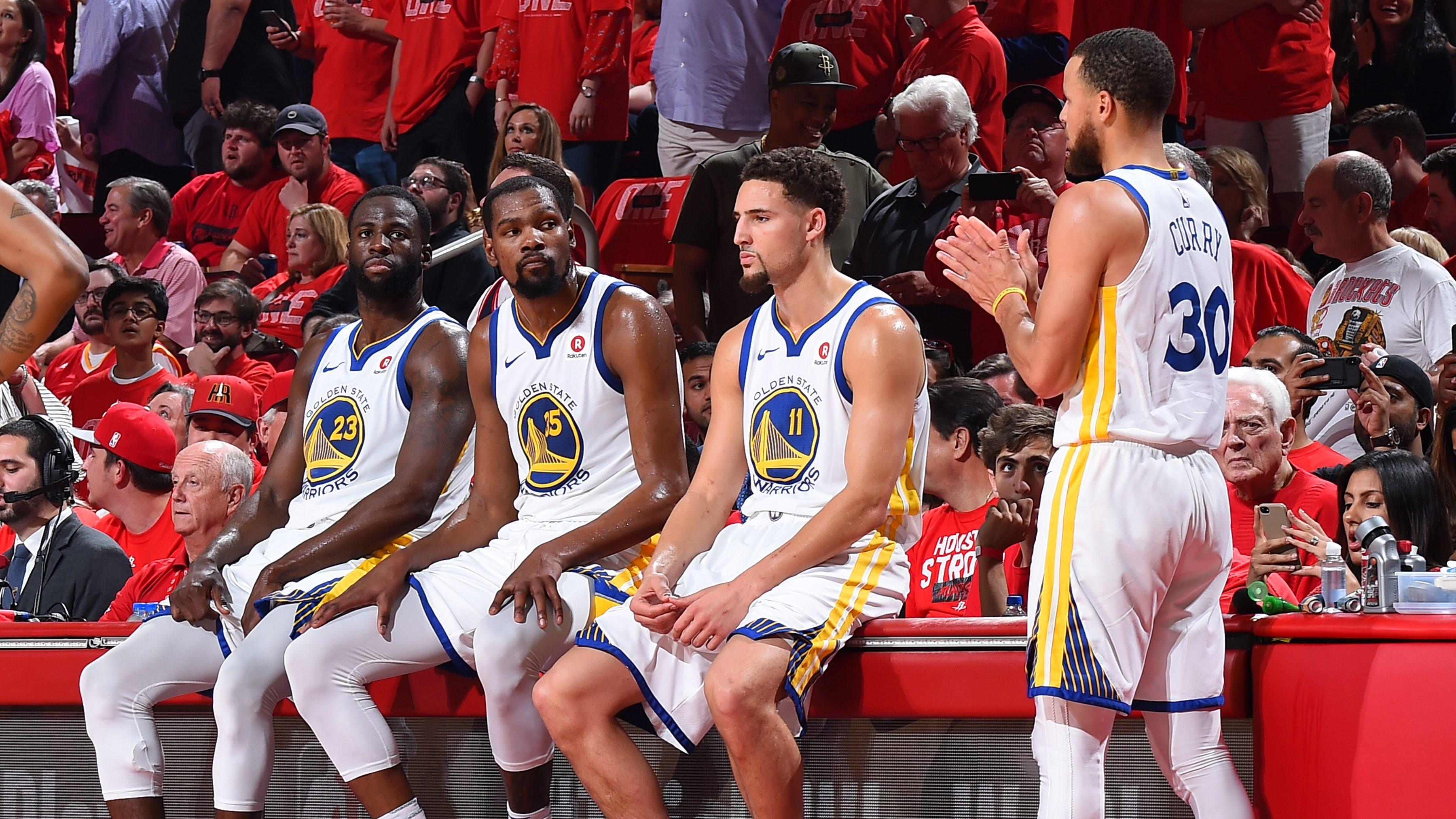 Golden State Warriors v Houston Rockets – Game Seven