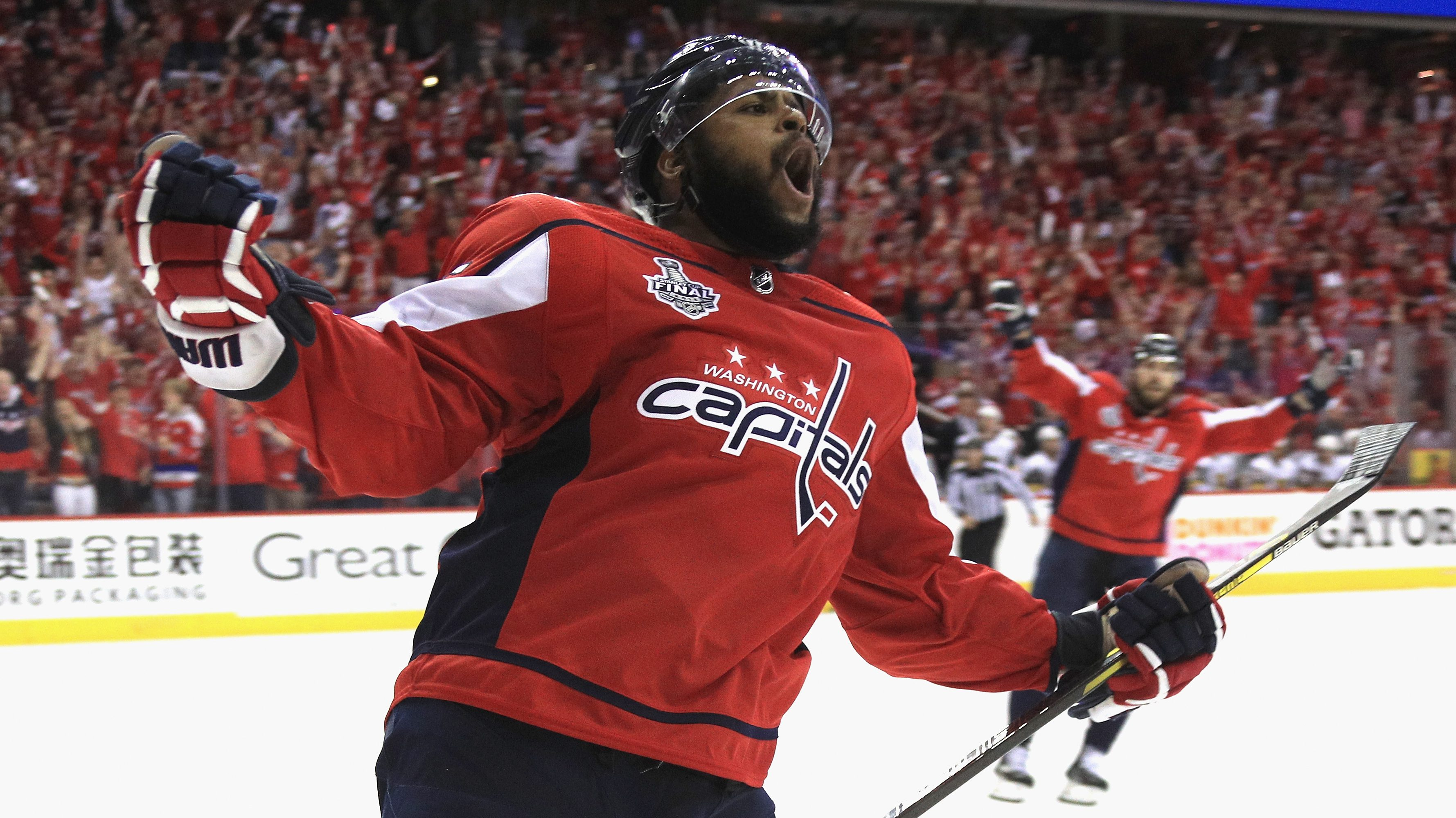 2018 NHL Stanley Cup Final – Game Three