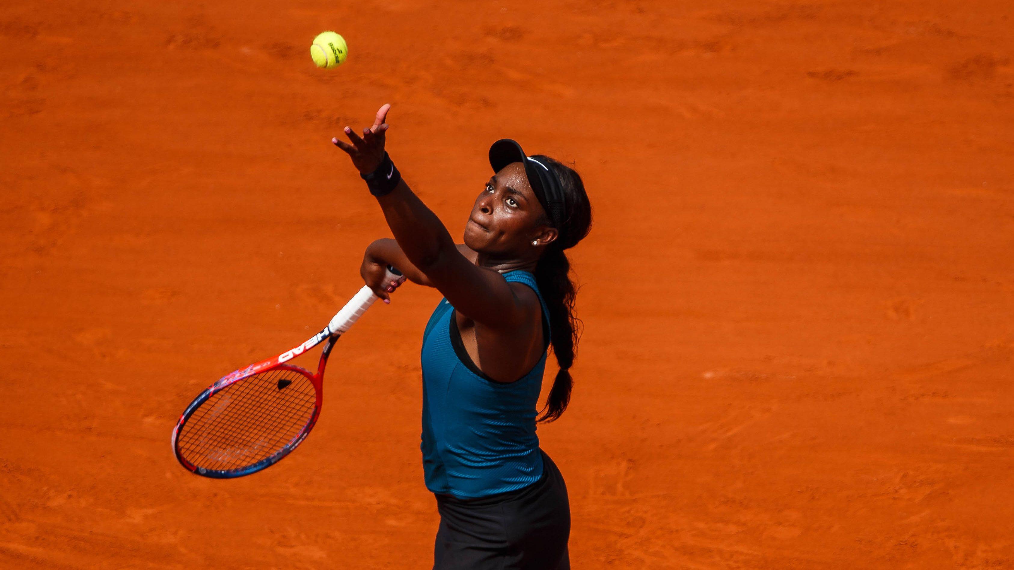 TENNIS: JUN 09 French Open