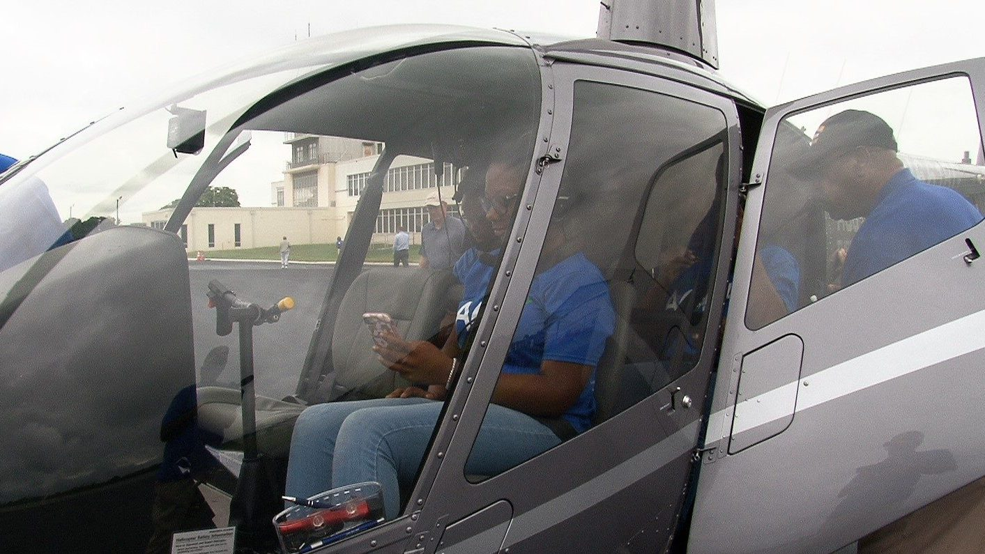 Jim Shaw Aviation Career Education Academy in Winston-Salem, N.C.