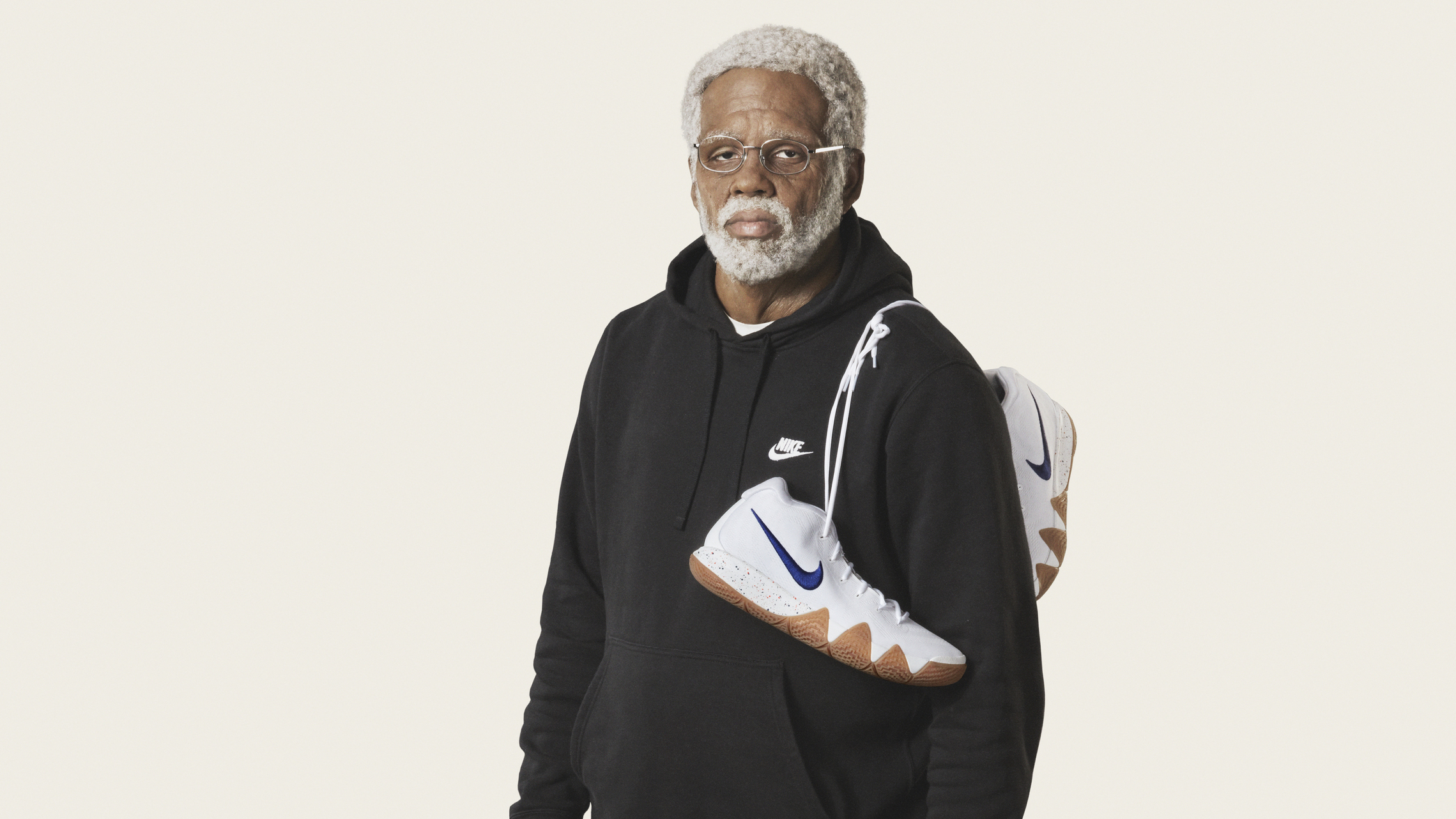 How The Before Nike Kyrie 4S Landed In 'Uncle Drew' Before The They