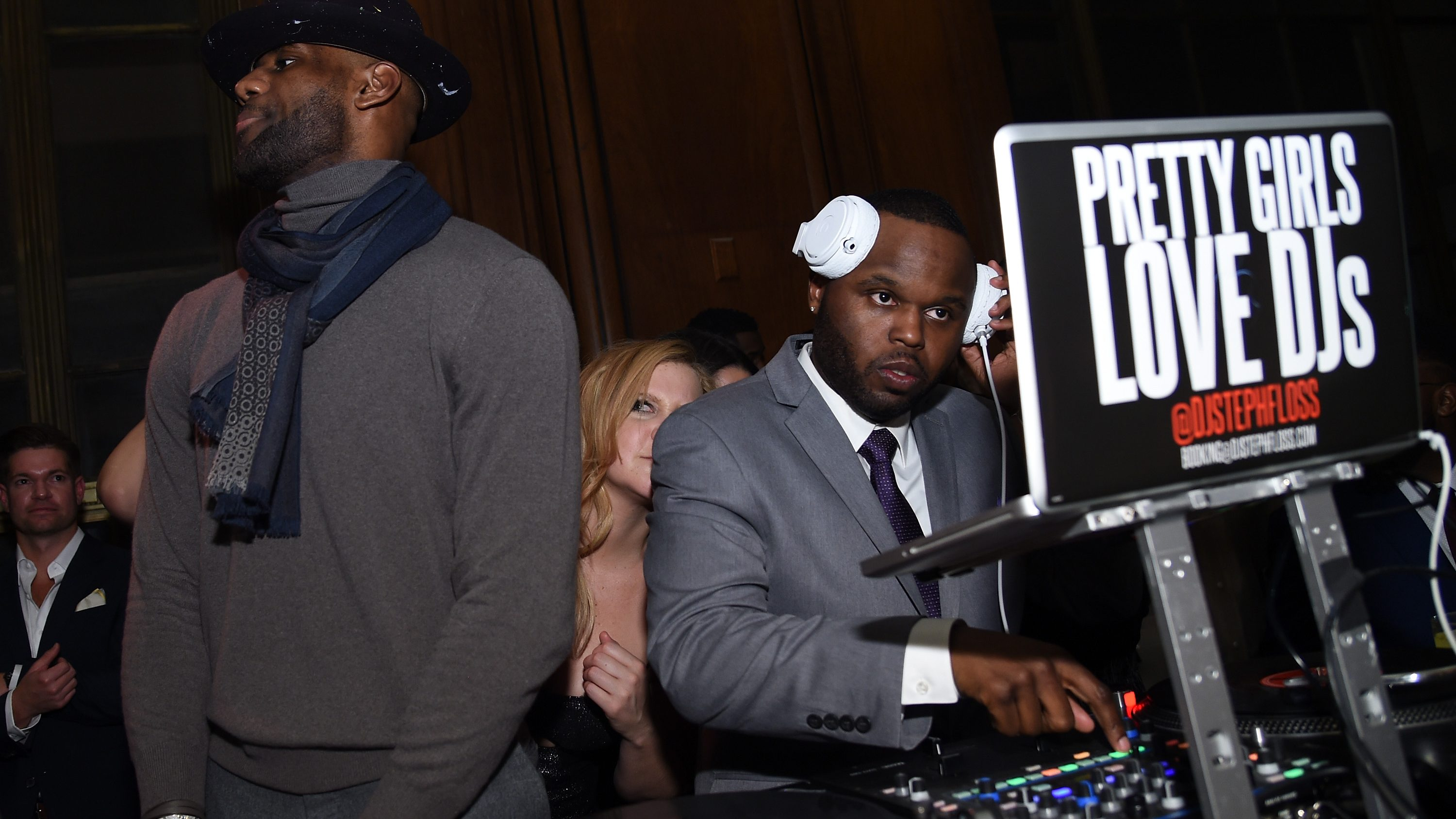 GQ and LeBron James Celebrate All-Star Style – Inside