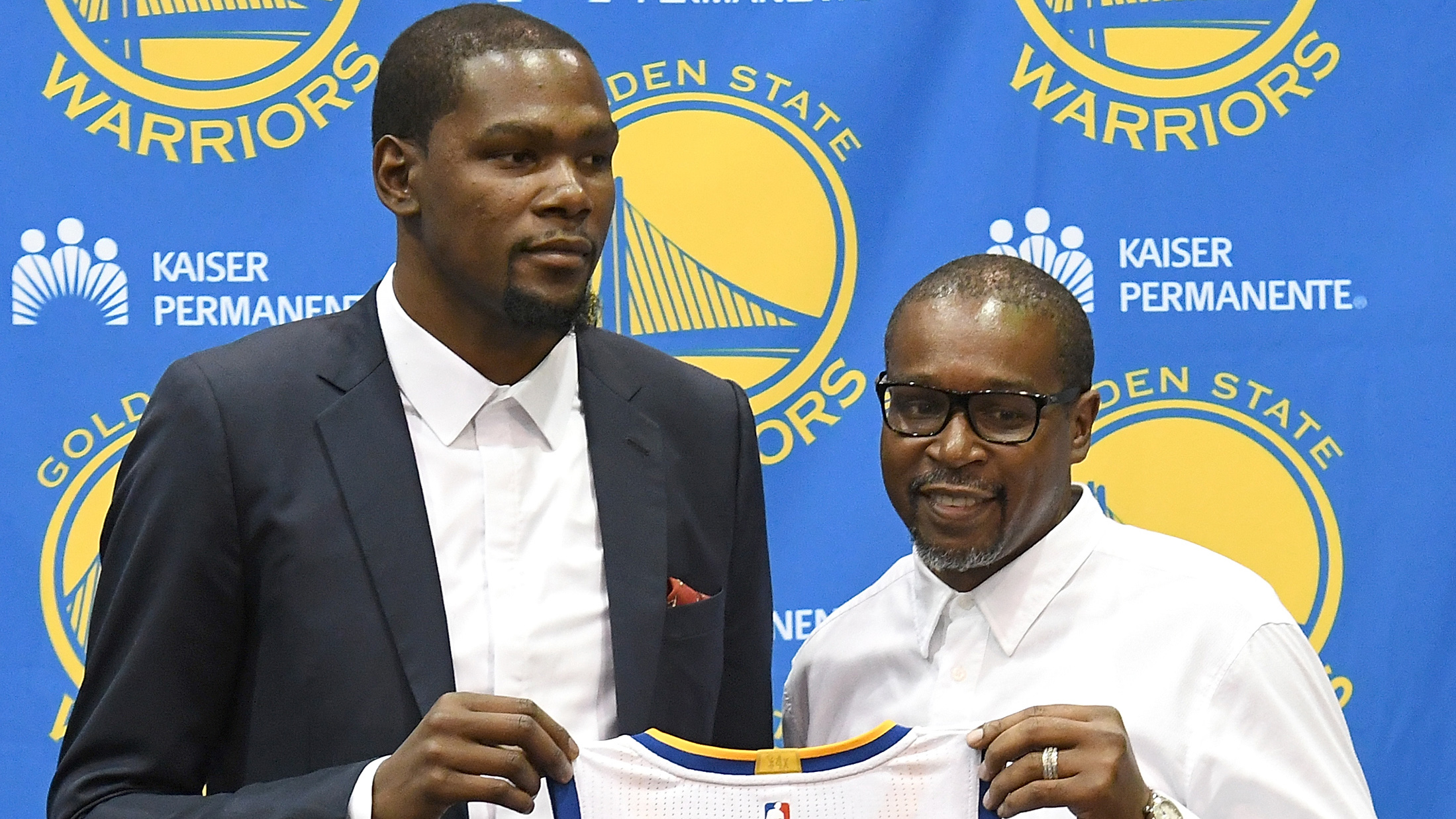 Wayne Pratt: A letter to my son Kevin Durant on Father's