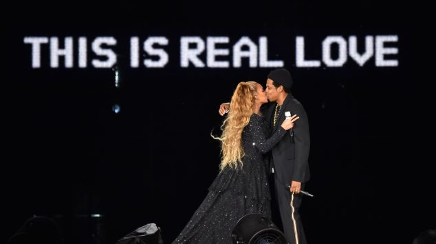 "cb8017f81b64f8 Beyonce and Jay-Z ""On the Run II"" Tour – Glasgow"