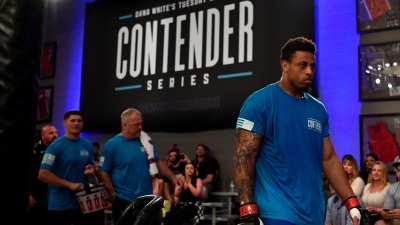 Dana White's Tuesday Night Contender Series: Hardy v Lane