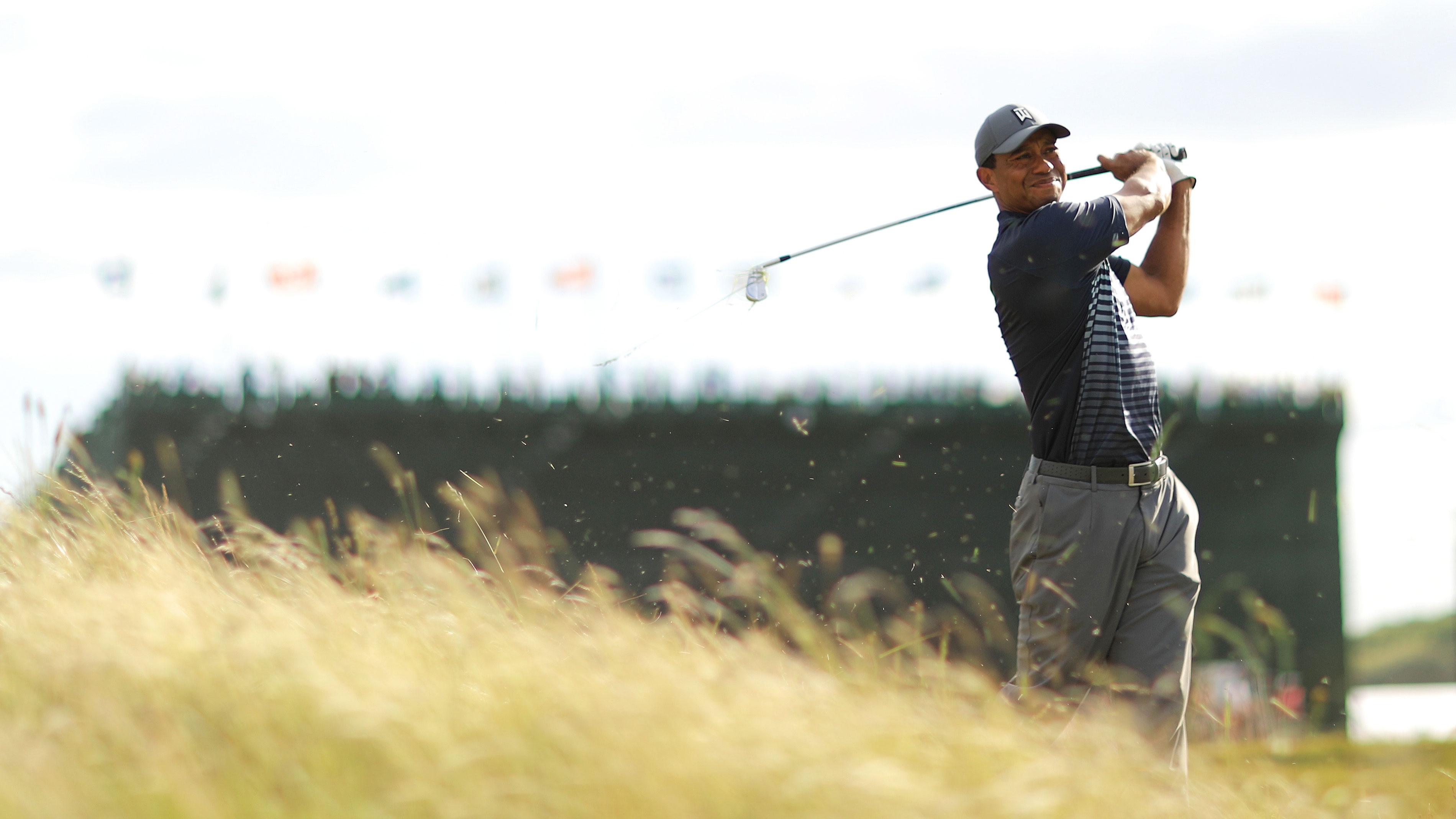 U.S. Open – Round One