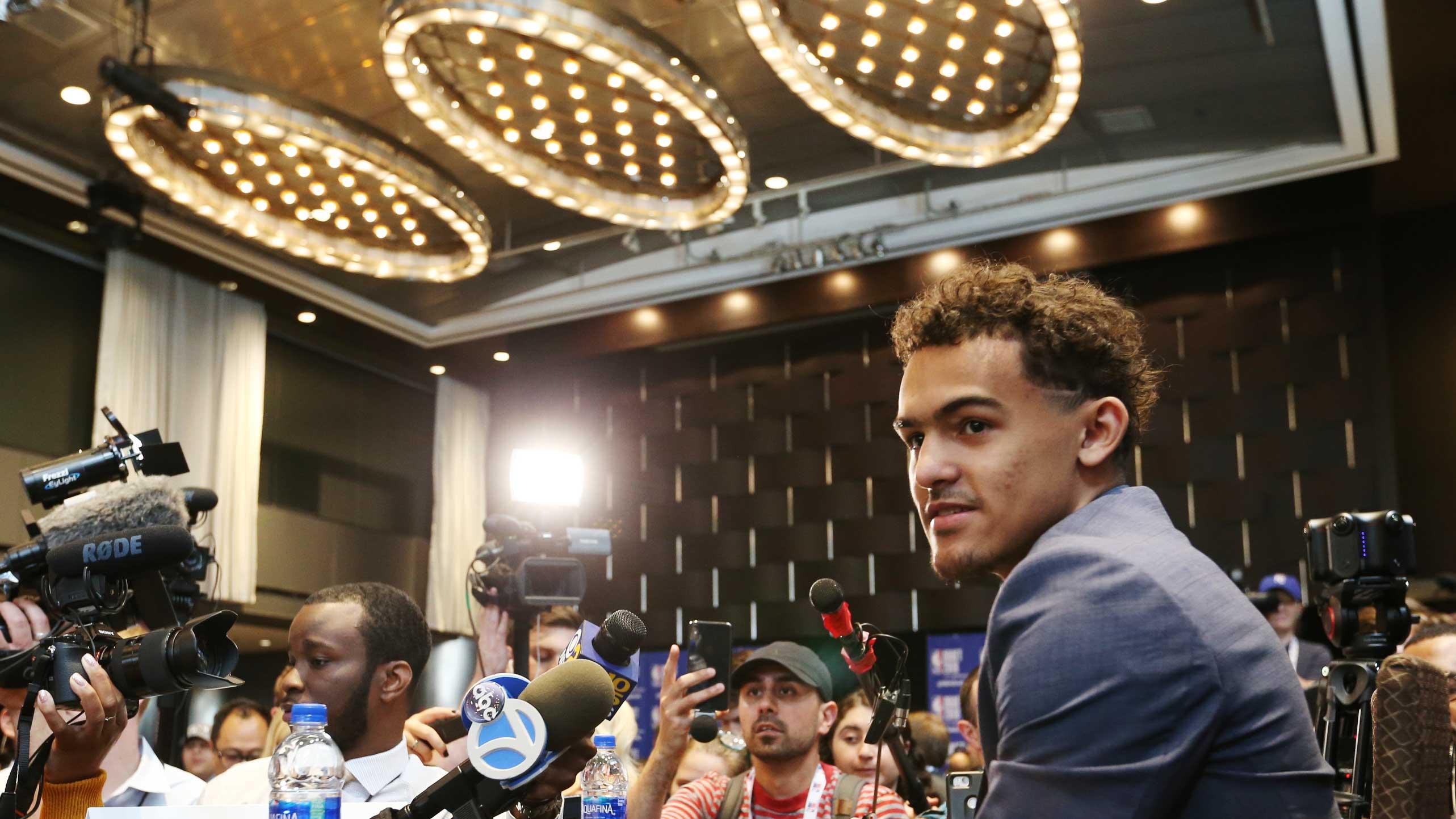 2018 NBA Draft – Media Availability and Portraits
