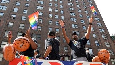 2018 NYC Pride Parade