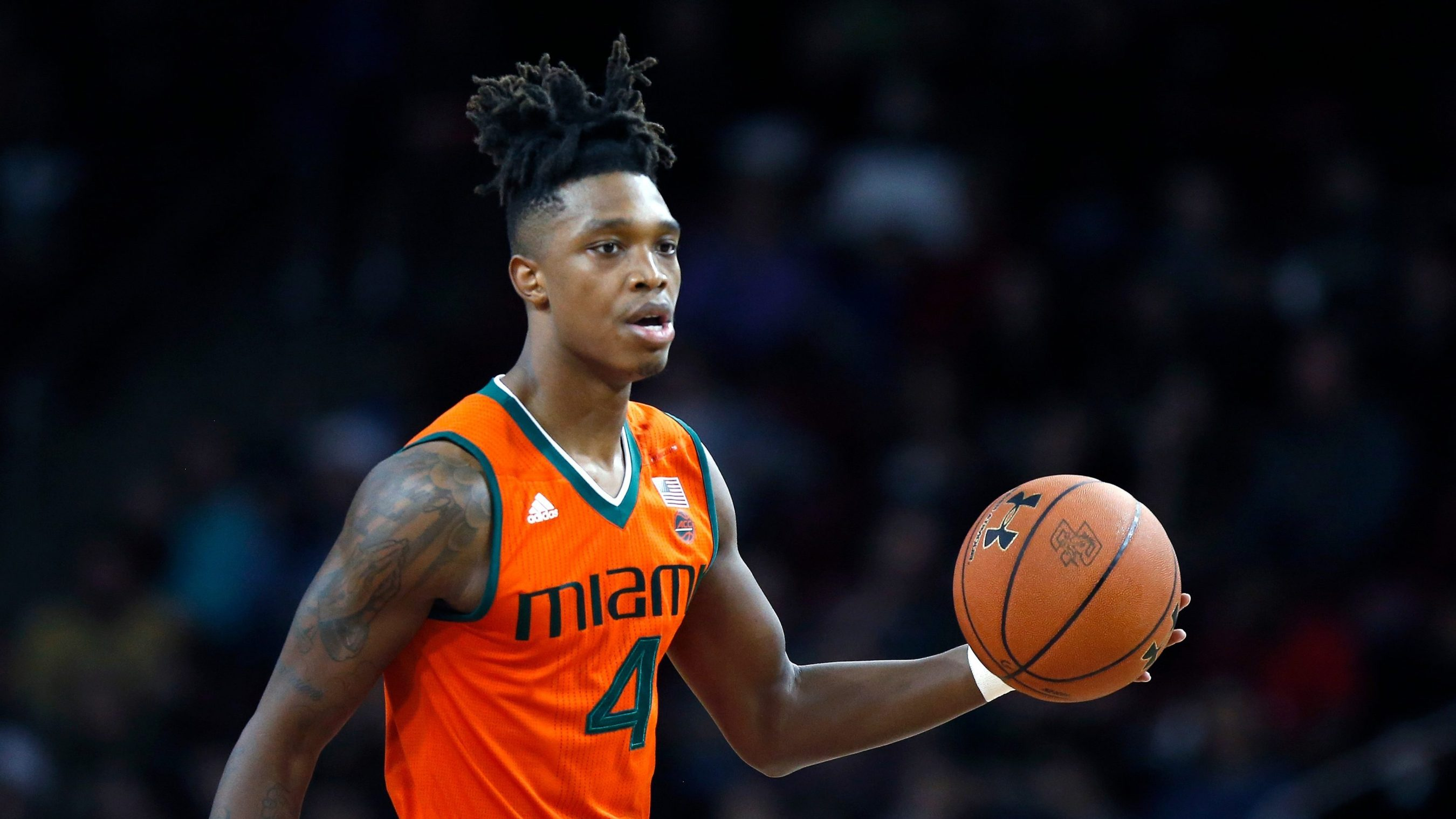pretty nice 49f39 e919c Lonnie Walker IV   I m the true definition of different