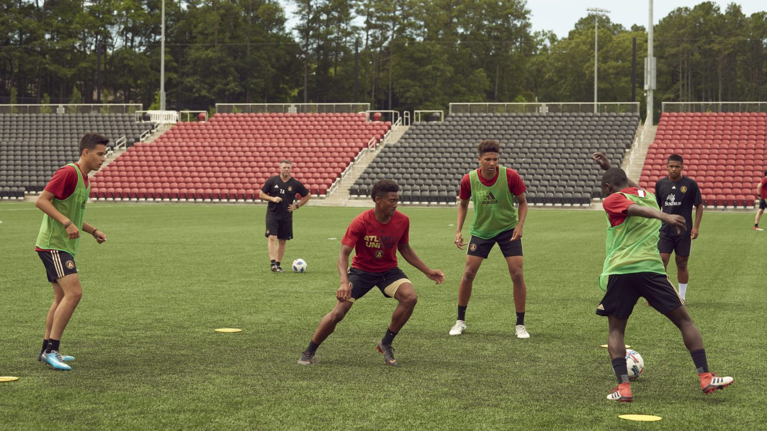 21a80187a7d Behind the scenes of Atlanta United s youth development soccer league
