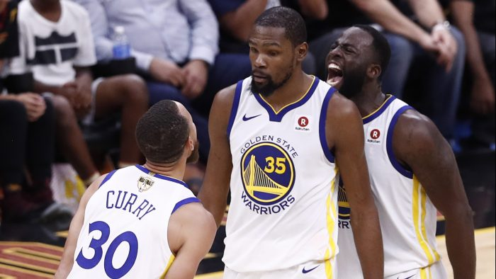 e2fec61086862 Kevin Durant: 'We don't want to play with the gods like that'