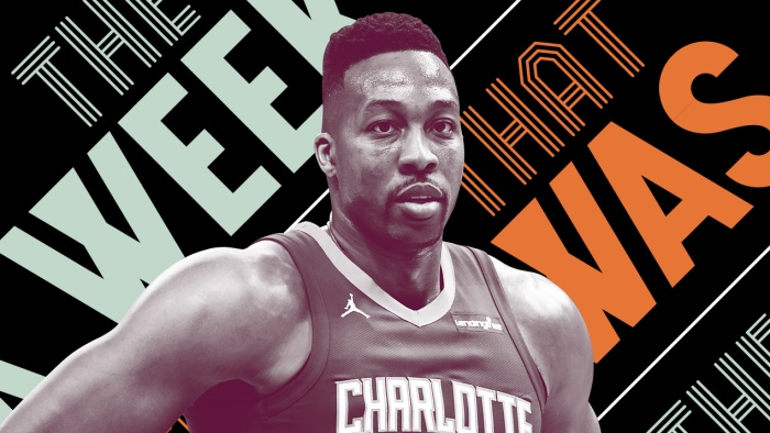 ca87f7fb2d3b Dwight Howard was traded again and other news of the week