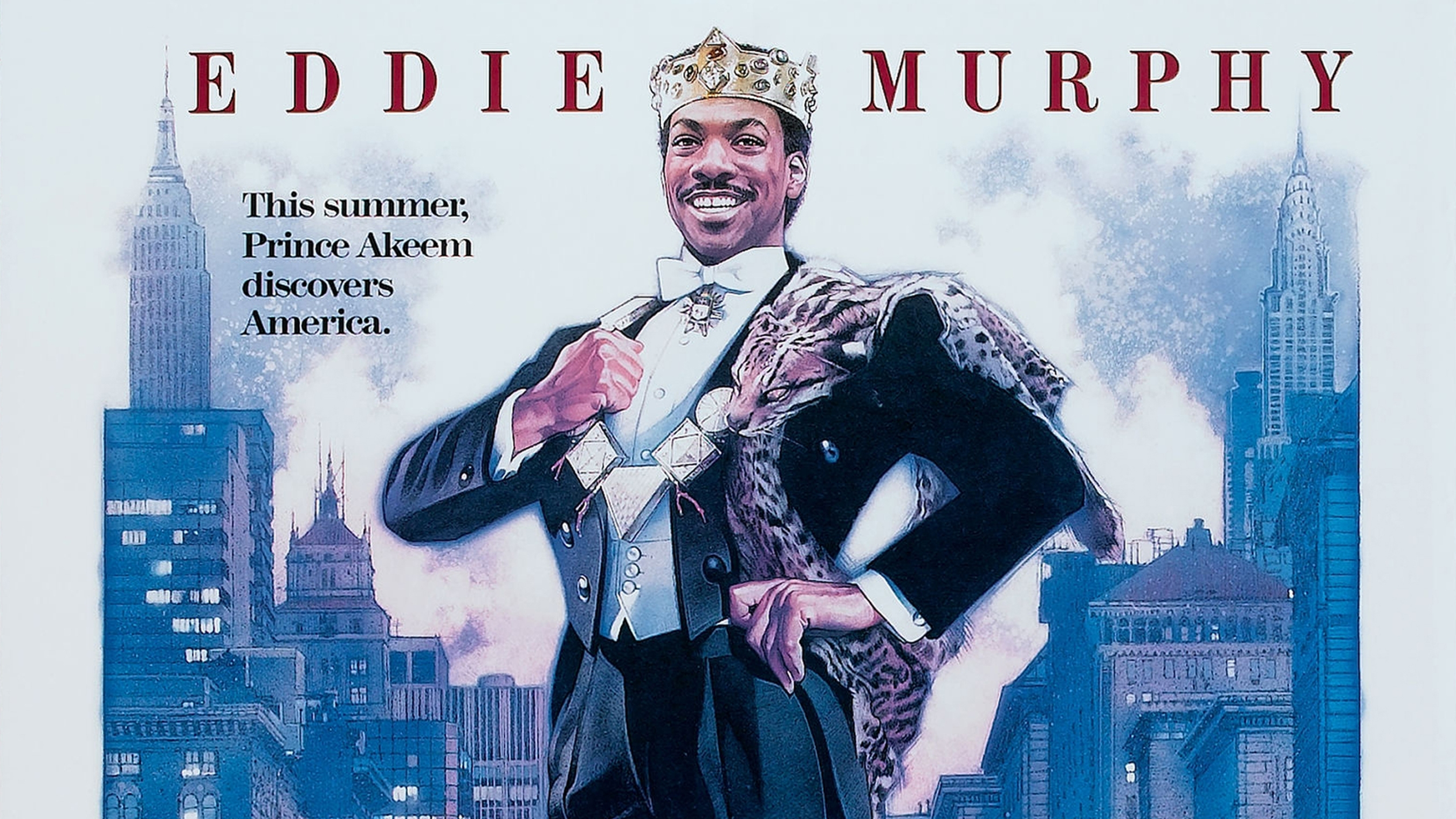 How Eddie Murphy's 1988 'Coming To America' - plus the Showtime Lakers and N.W.A. - ushered in a cultural revolution