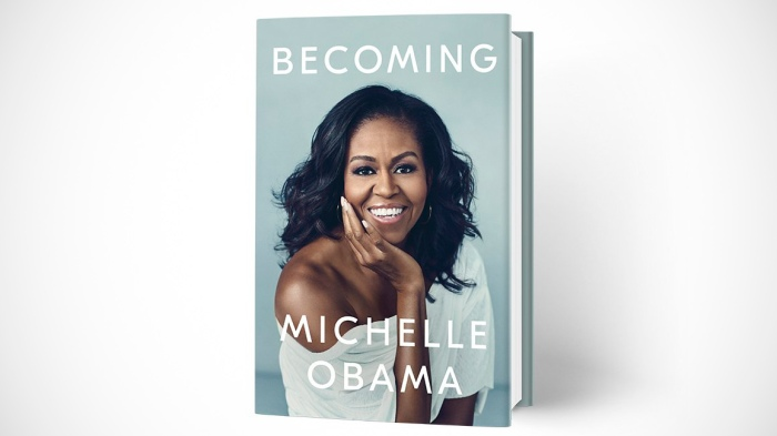 Michelle Obamas Book Cover Shows A First Lady Who Knows The Rules