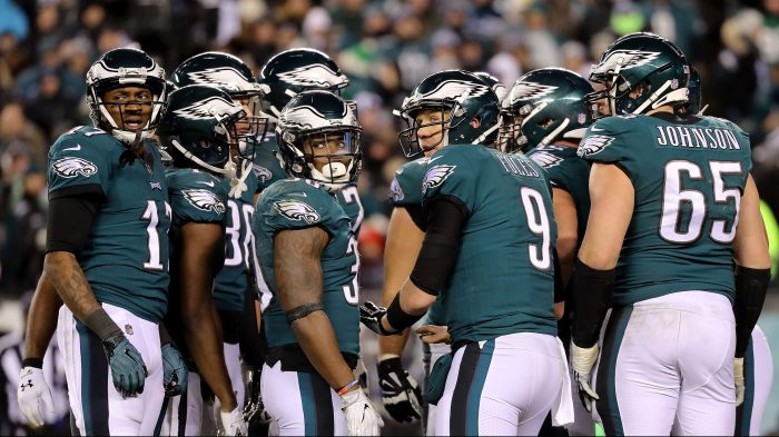 627c892d9dd Small number of Eagles players could have spurred Trump's cancellation of  visit