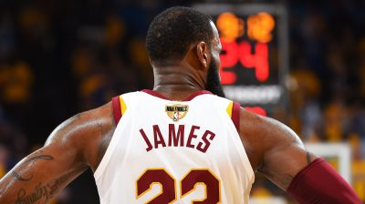 2018 NBA Finals – Game Two