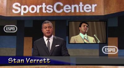 Stan Verrett Muhammad Ali Bill Rhoden
