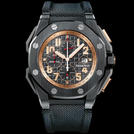 d1ae02837816 The Audemars Piguet Royal Oak Offshore Arnold Schwarzenegger The Legacy  Chronograph