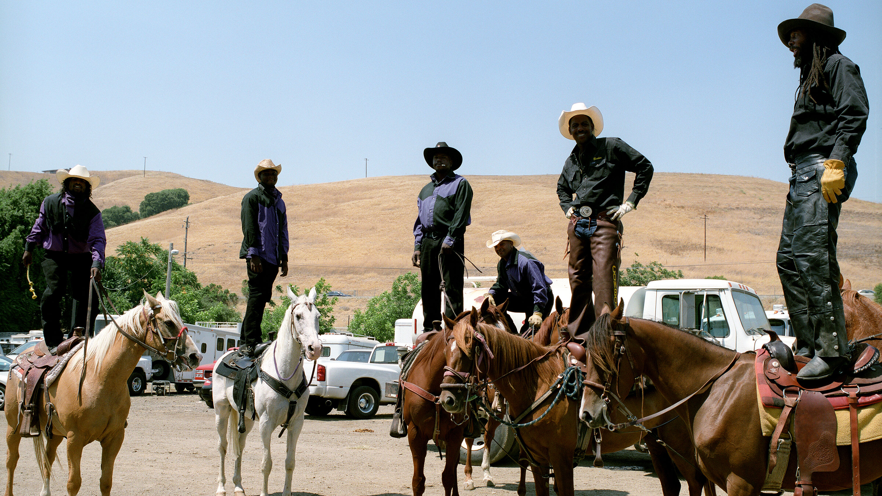 Capturing the vibrant culture of black cowboys