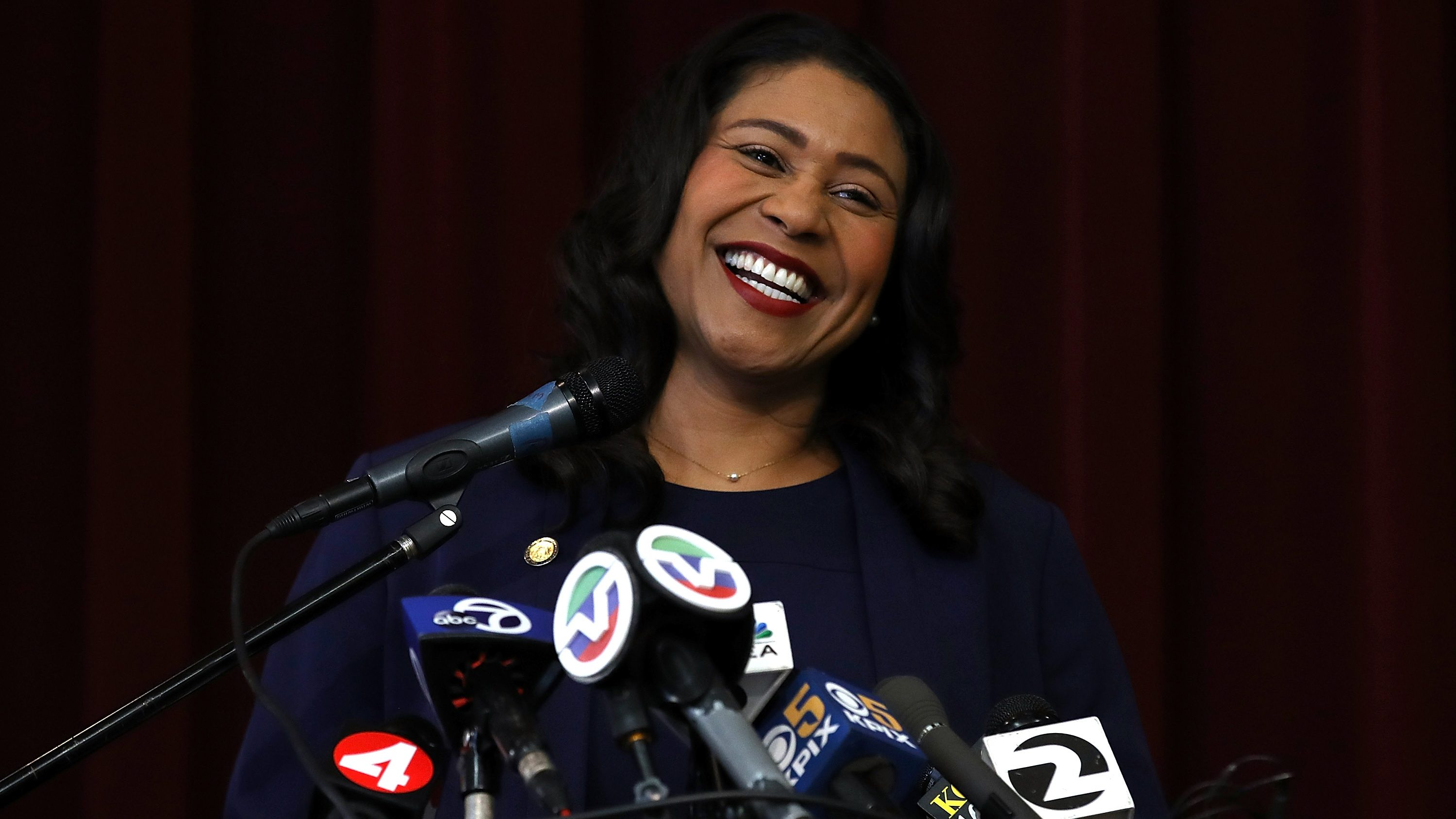 London Breed Declares Victory In San Francisco's Mayoral Election