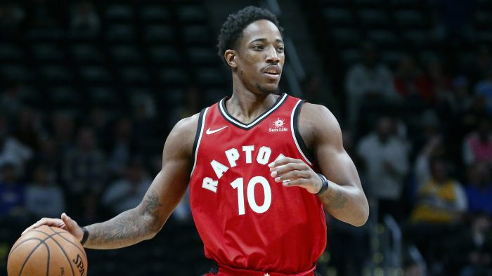 899f3c6648b DeMar DeRozan repped Toronto like he was born there