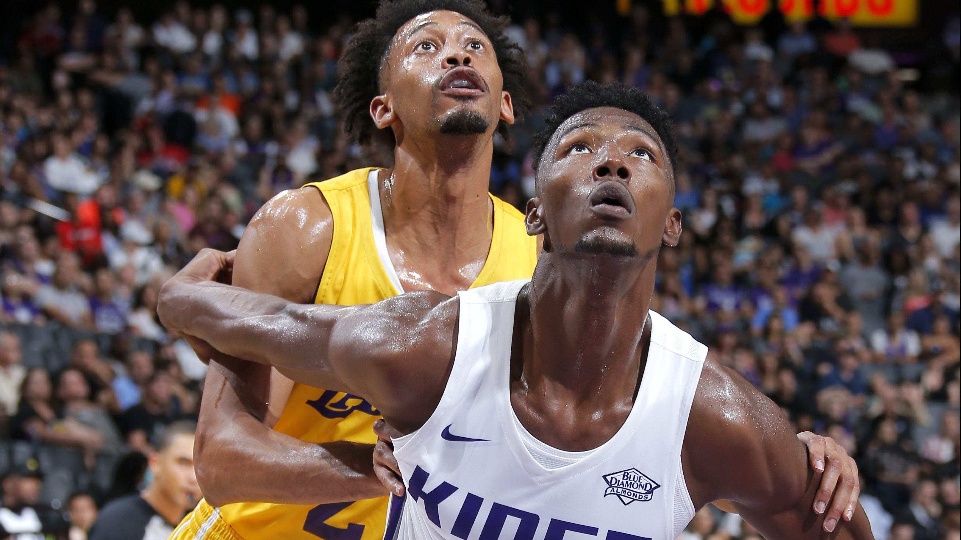 2018 California Classic – L.A. Lakers v Sacramento Kings