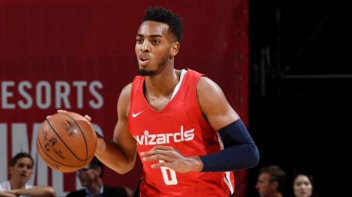 ccc9058f15e Wizards' Troy Brown helps homeless in his native Las Vegas