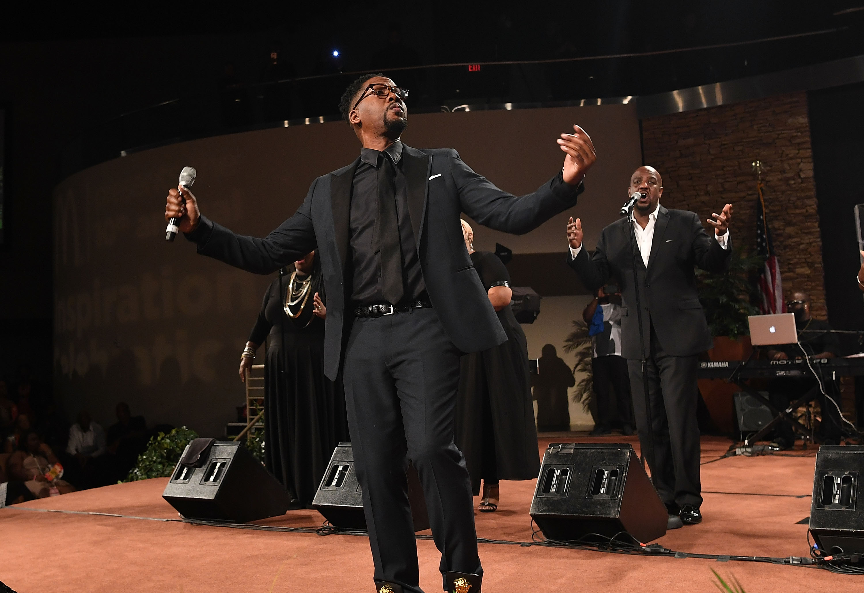 Can gospel music survive the rise of hip-hop?