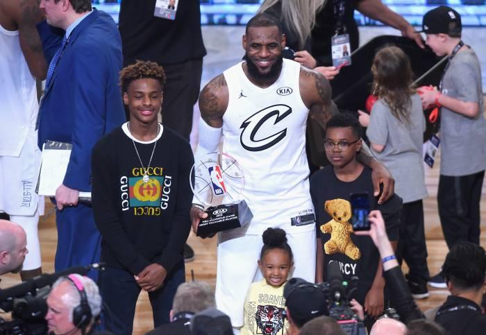 NBA All Star Game 2018