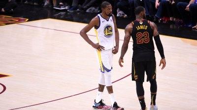 2018 NBA Finals – Game Three