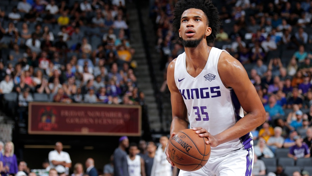 Marvin Bagley III is happy in Sacramento and ready to prove his worth e820491ca