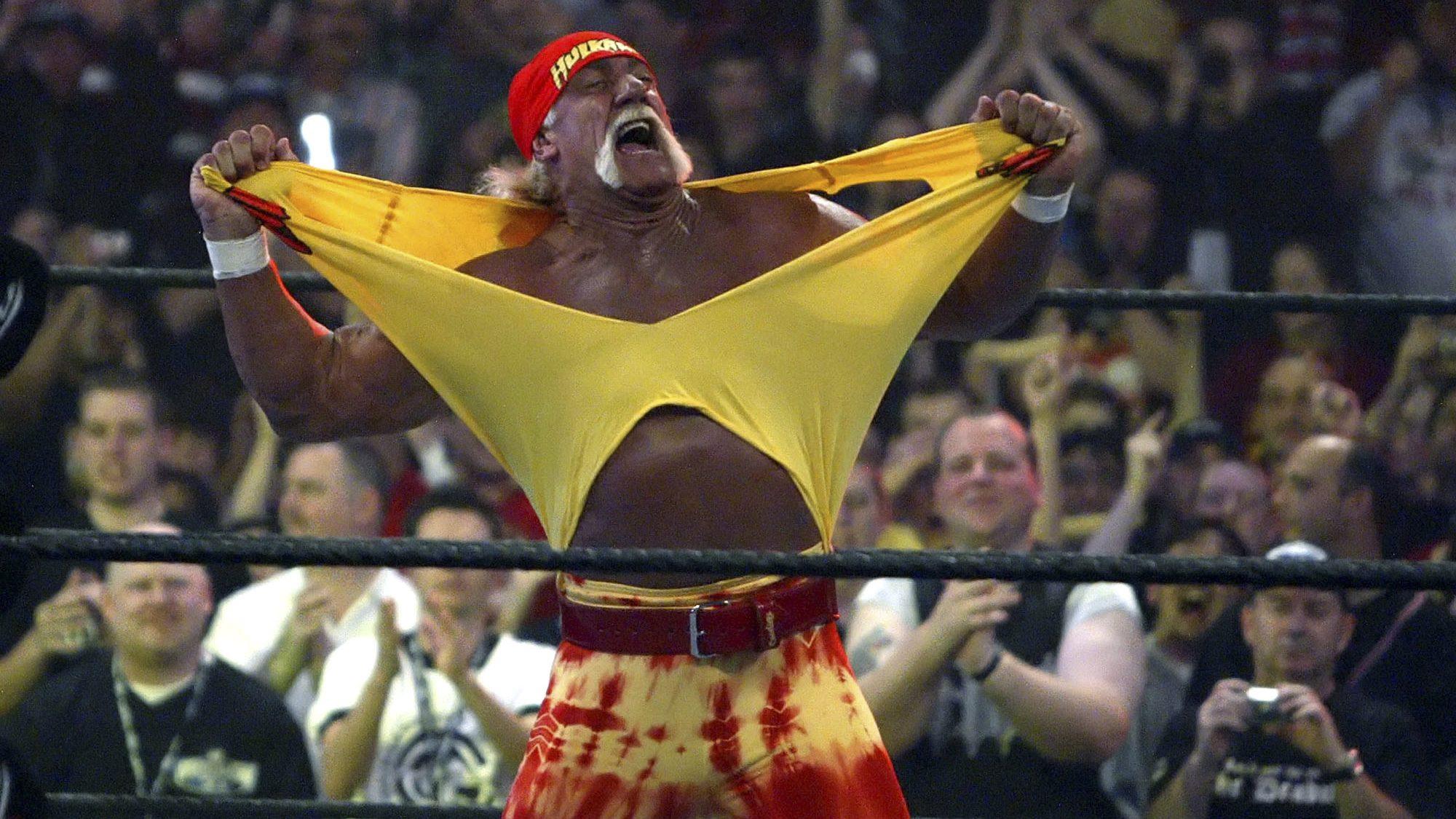 Is it too soon for Hulk Hogan to return to WWE?