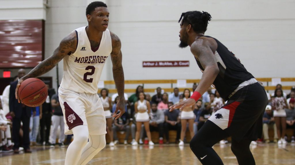 Morehouse S Tyrius Walker Signs With Knicks One Step Closer To His Nba Dream