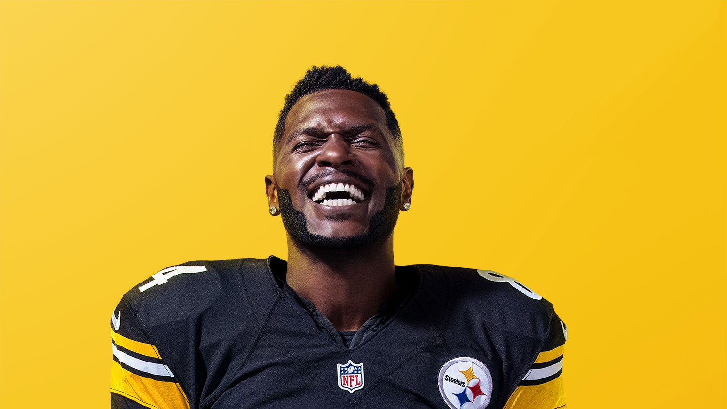 steelers antonio brown brings his a game to the cover of madden