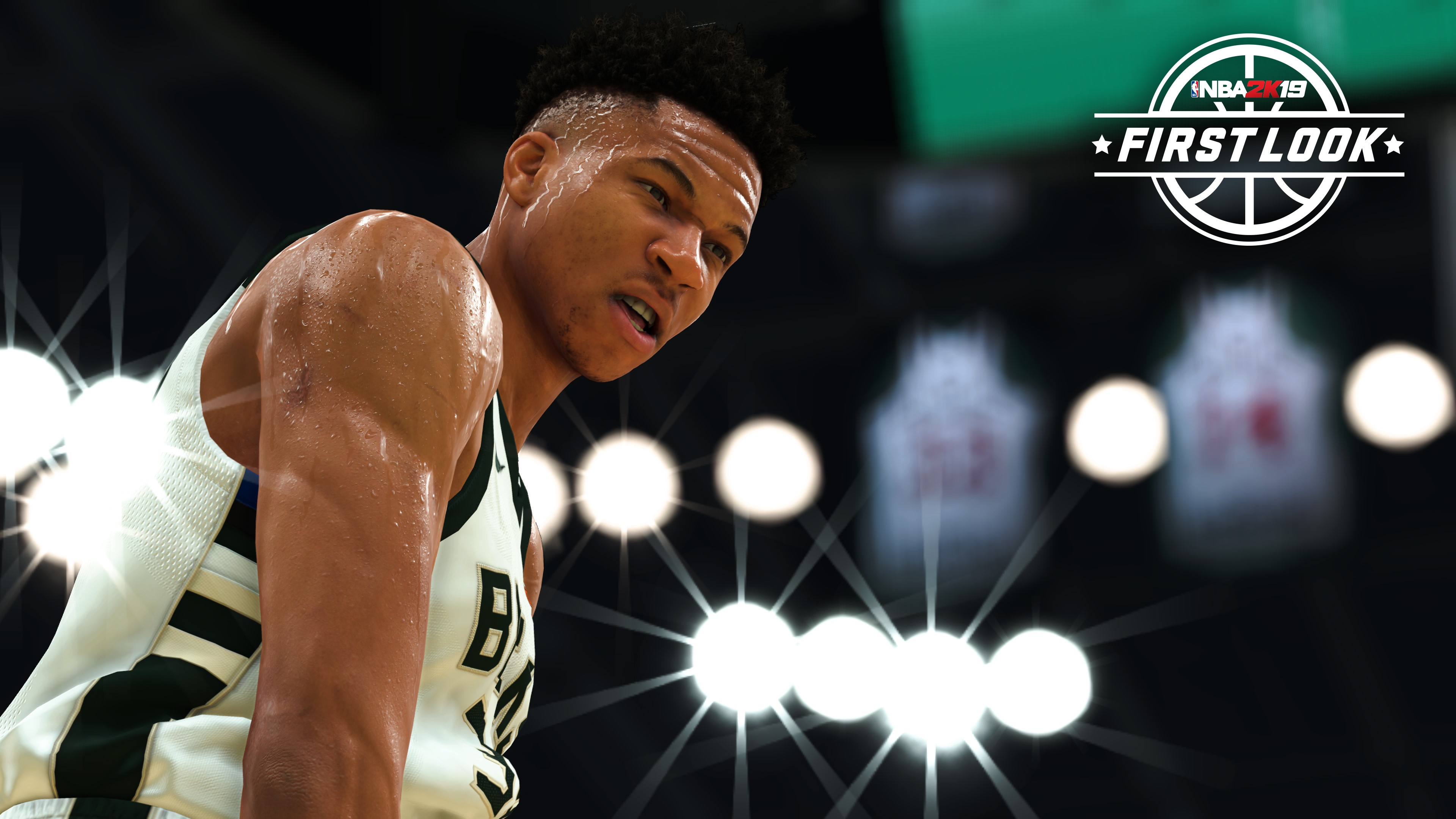 129ad95c02e Greek Freak gets  NBA 2K19  standard edition cover