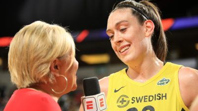 Phoenix Mercury v Seattle Storm – Game One