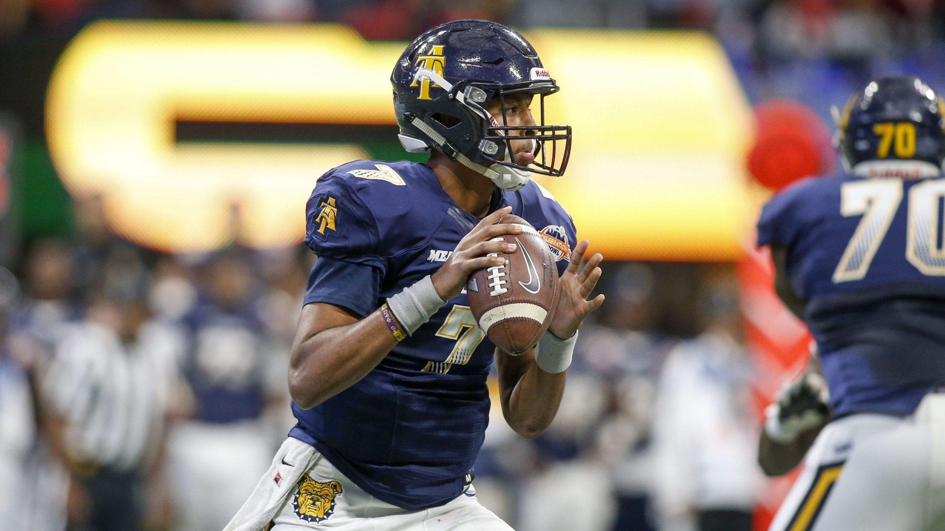 NCAA/HBCU Football: Celebration Bowl-Grambling vs North Carolina A&T