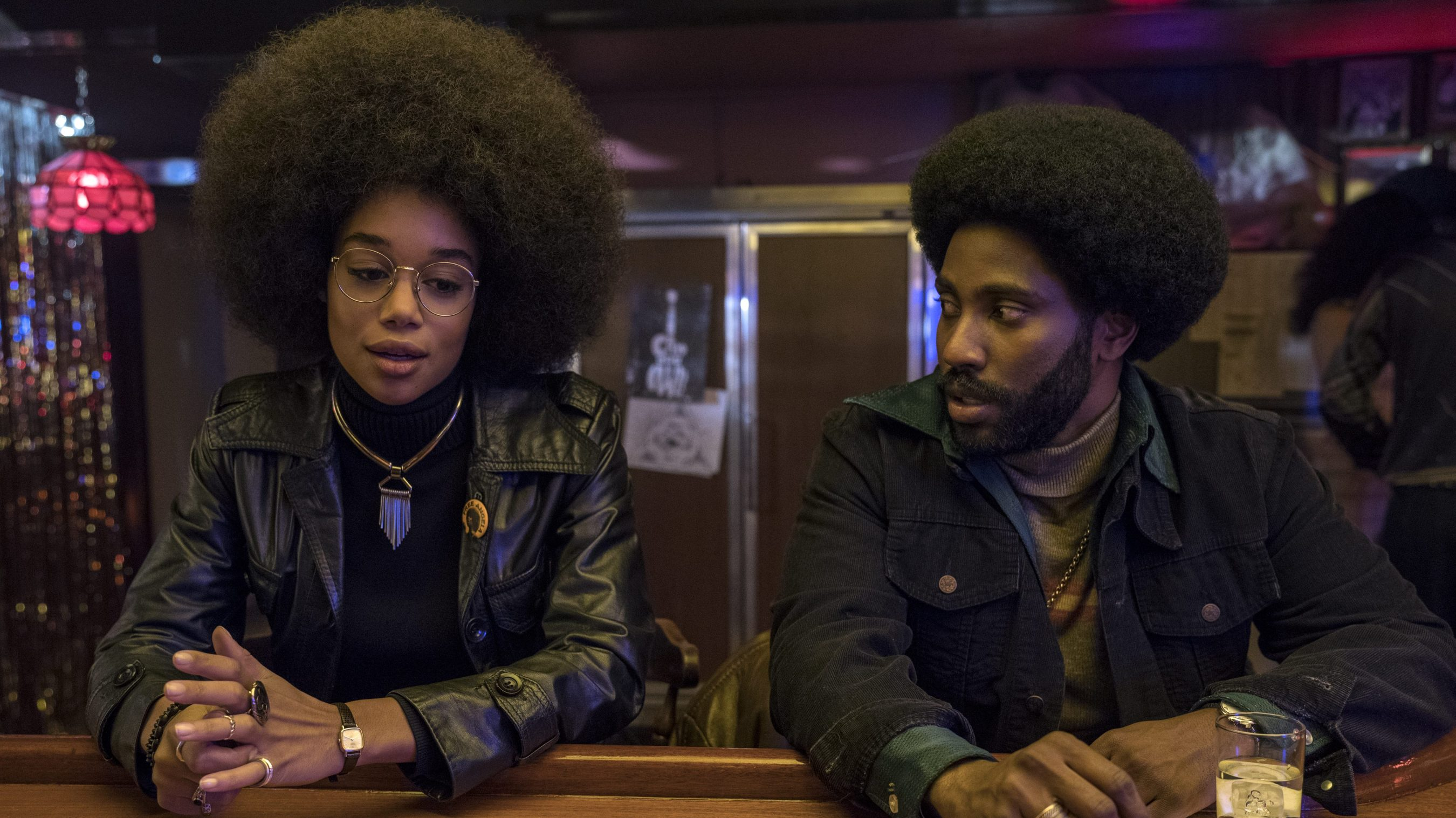 With BlacKkKlansman Spike Lee brings the fire this time