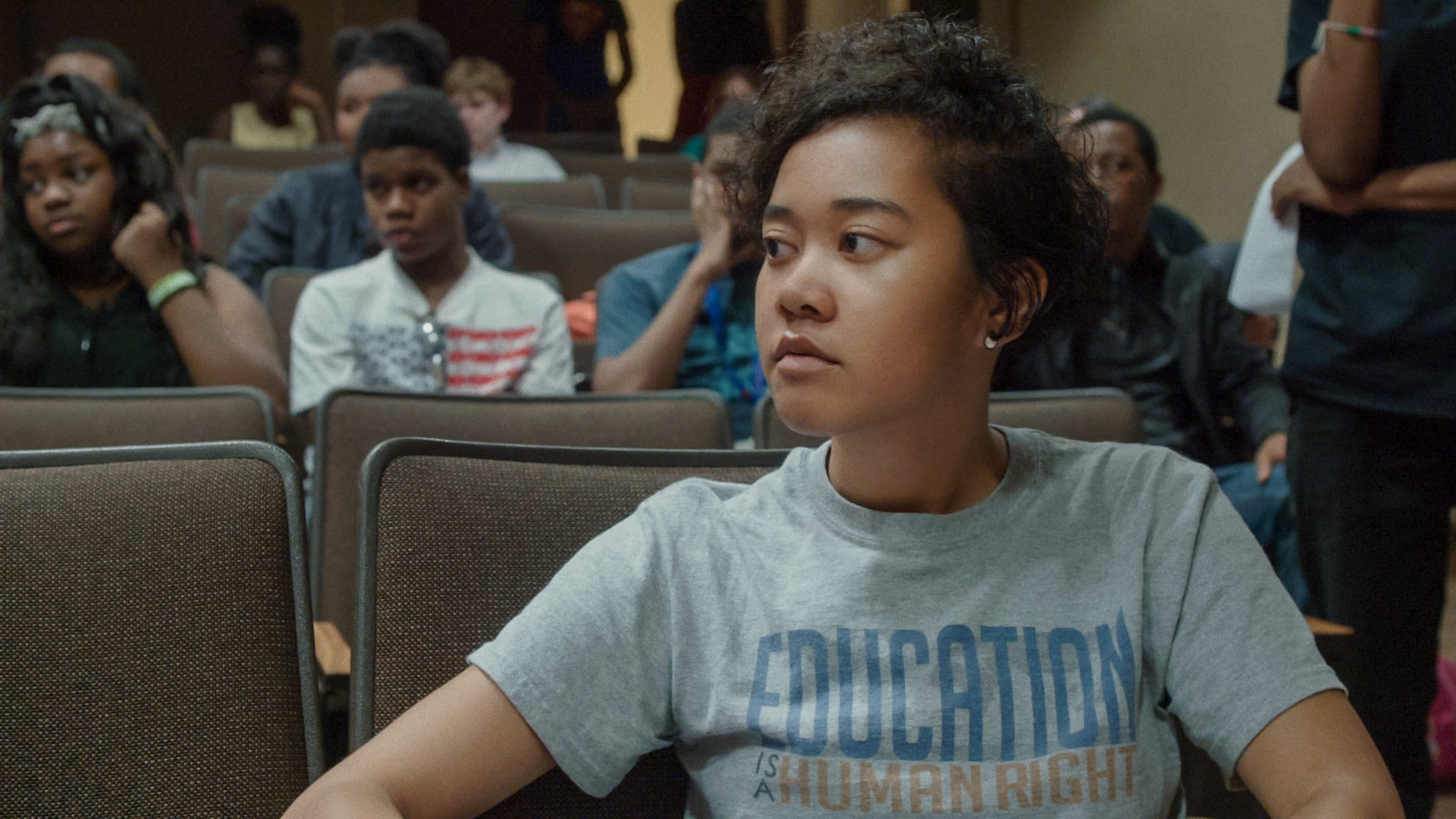'America to Me' shows why all the black kids sit together in the cafeteria