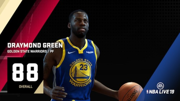 NBA LIVE 19's' top player ratings: Agree or disagree?
