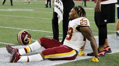 NFL: AUG 09 Preseason – Redskins at Patriots