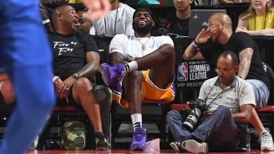 2018 Las Vegas Summer League – Detroit Pistons v Los Angeles Lakers