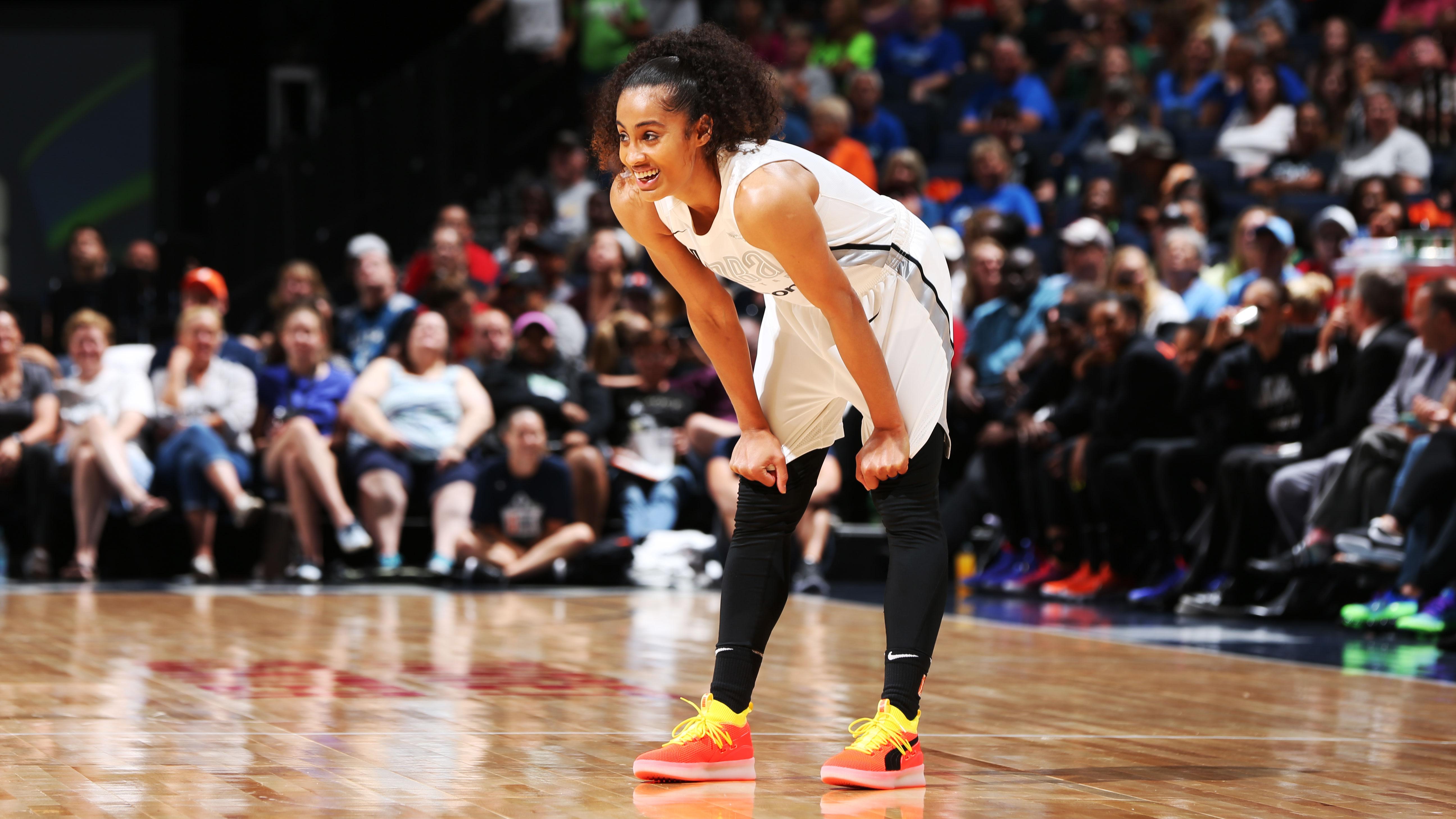 Verizon WNBA All-Star 2018