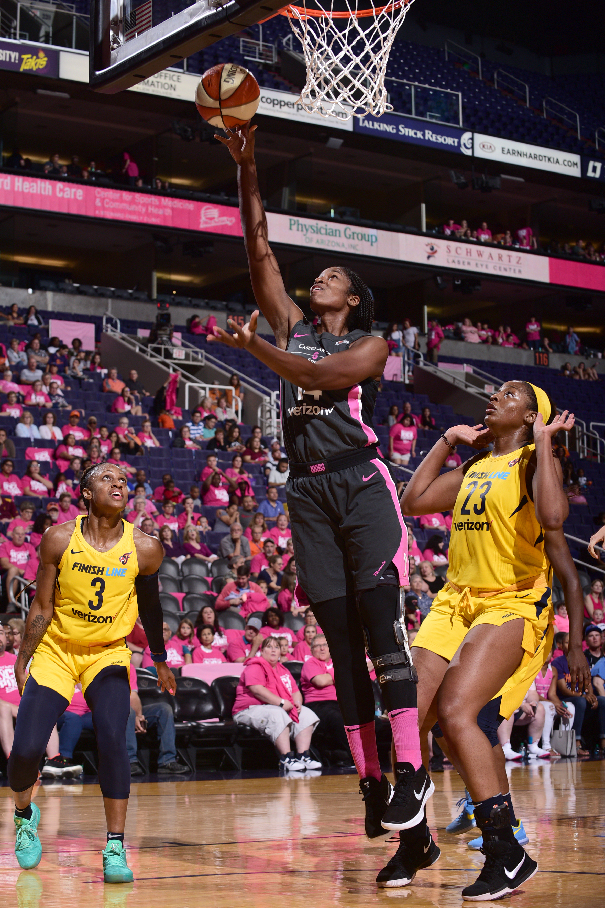 Get back into the kitchen': A WNBA roundtable on sexism in