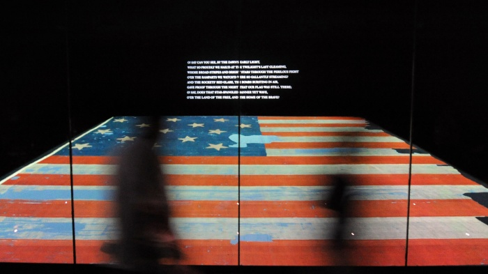 The Star-Spangled Banner's' racist lyrics reflect its slave owner