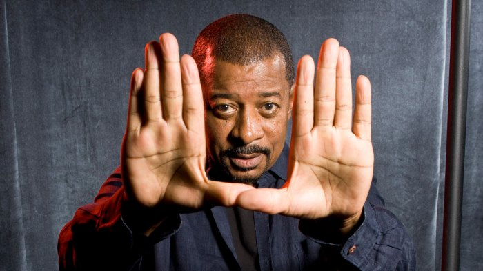 Robert Townsend Heading To Broadway Talks Making The Five Heartbeats