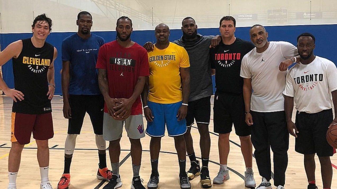 UCLA Workout